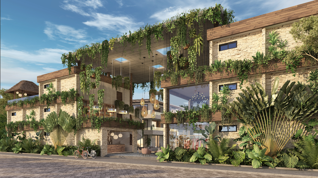 Exceptional Tulum Luxury Condos
